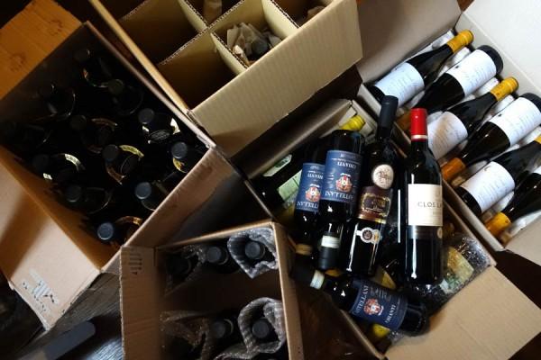 夏向けワイン入荷