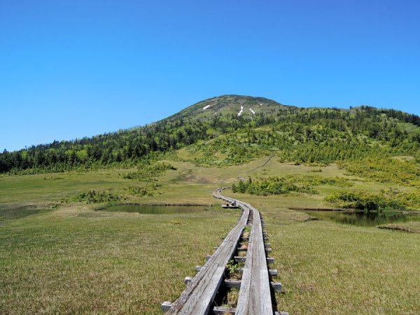 熊沢田代湿原