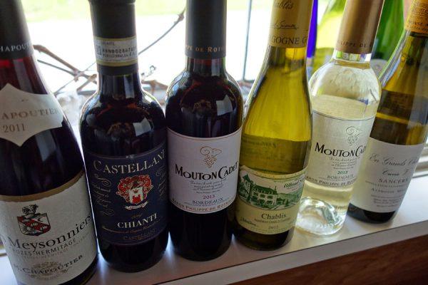 ハーフサイズワイン
