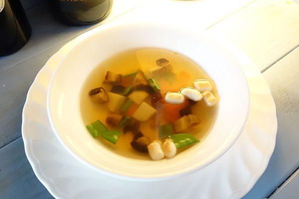 こずゆスープ