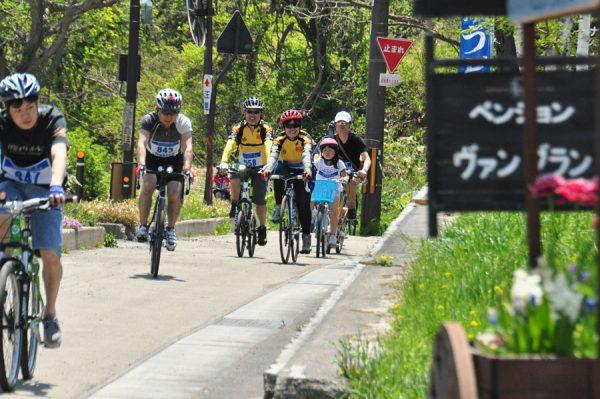 ファミリーサイクリング大会