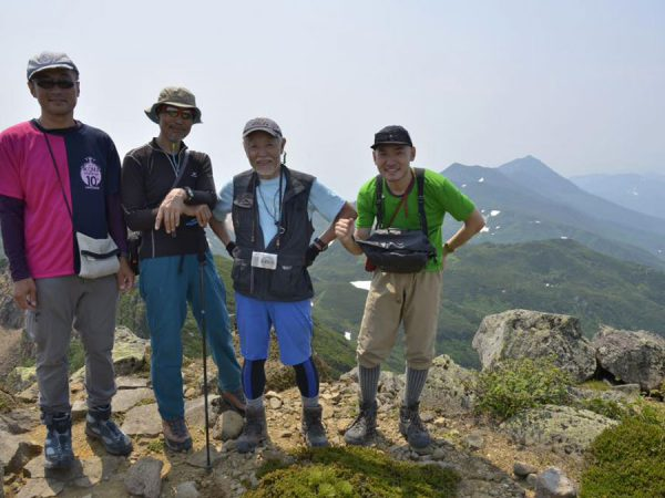 山旅メンバー
