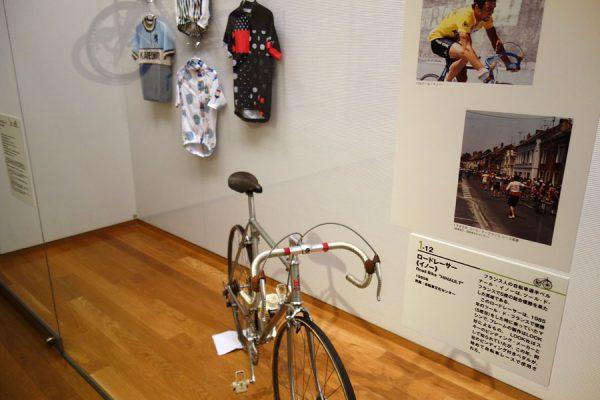 イノーの自転車