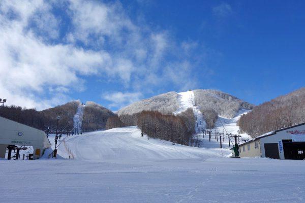 猫魔スキー場オープン