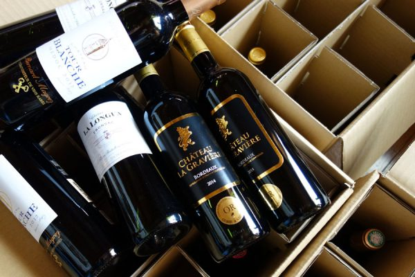 春向けワイン入荷