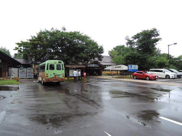 裏磐梯道の駅