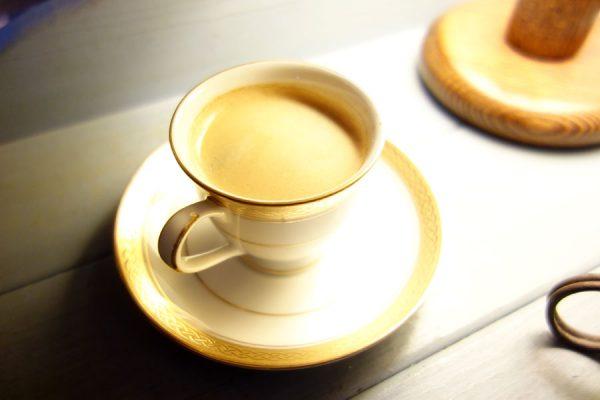 コーヒーを替えてみました