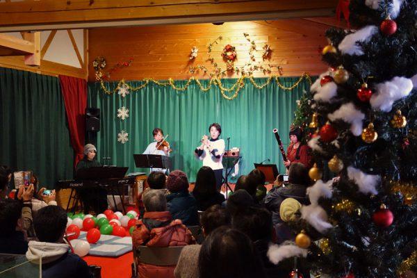 口笛のよるクリスマスコンサート