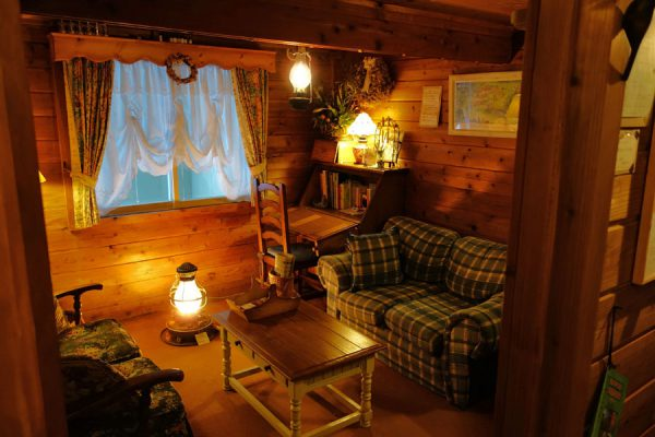 ターシャの小部屋