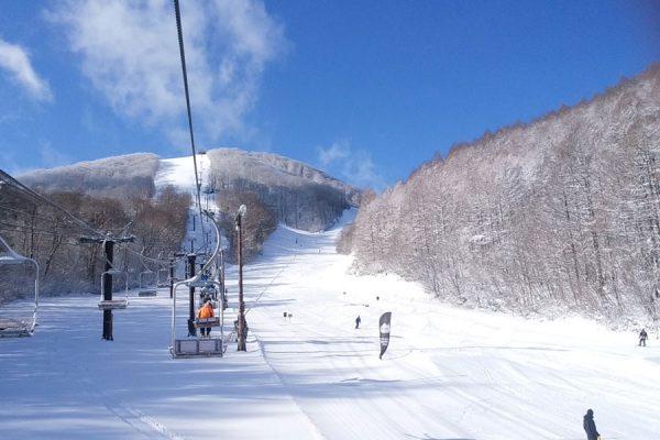 猫魔スキー場春スキー