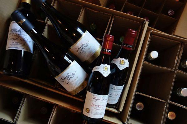春のワイン入荷