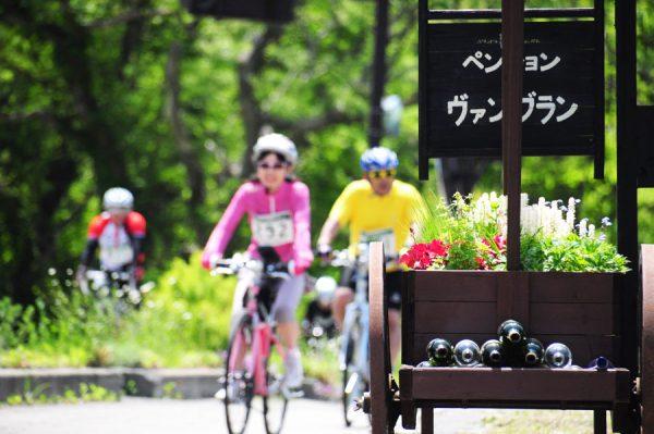 第38回桧原湖一周ファミリーサイクリング大会