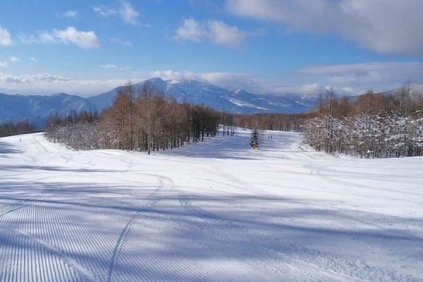 スキー場終了日について