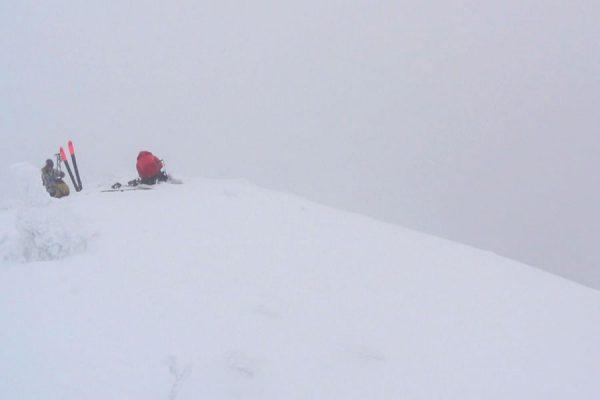 西大巓山頂