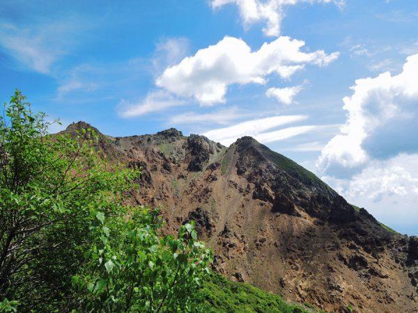 那須-朝日岳
